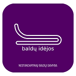 Baldu Idejos Logo